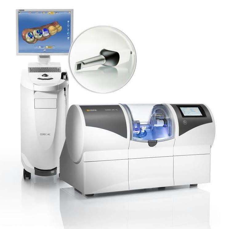 CAD CAM printer